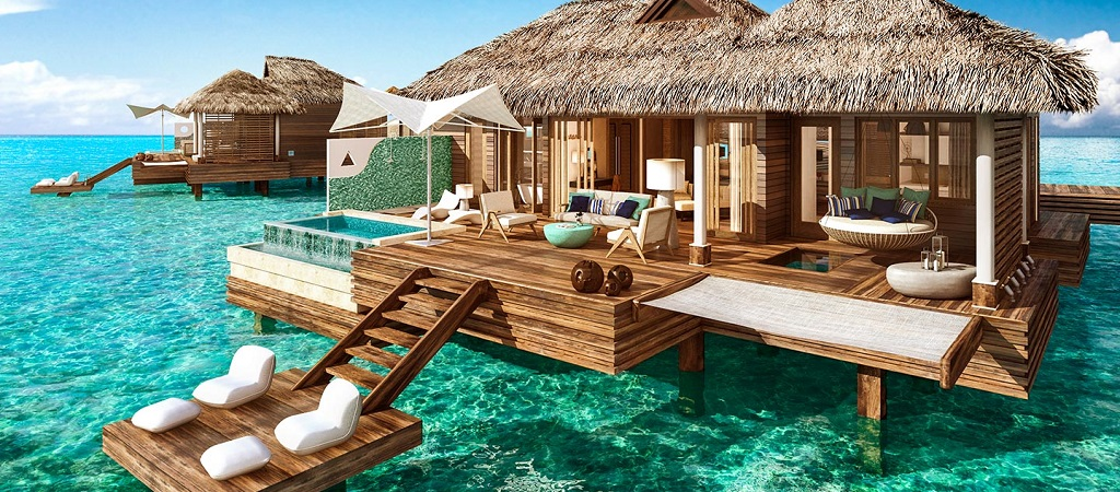 Cabana on the Water