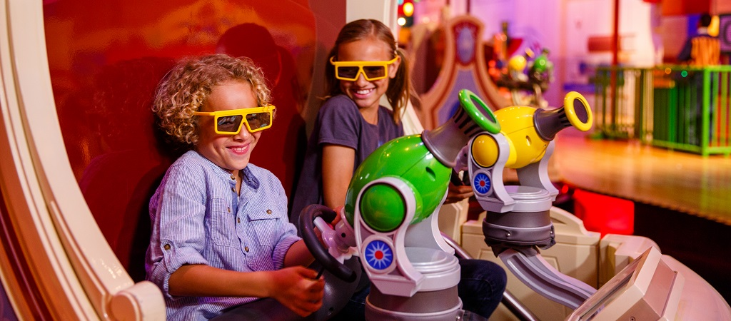 Toy Story Attractions